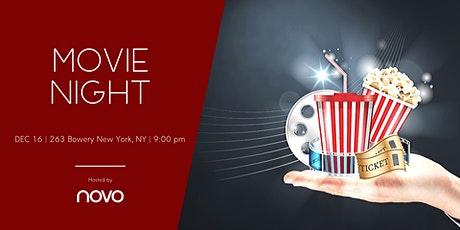 Take me to the movies @NOVO tickets
