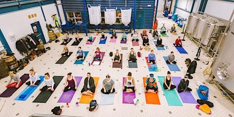Do Yoga. Do Good. January Donation Yoga at Allagash. tickets