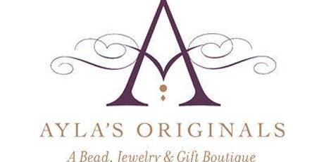 CARE Community Shopping Event at Ayla's Originals tickets