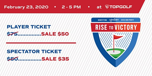 2020 Rise to Victory Fundraiser