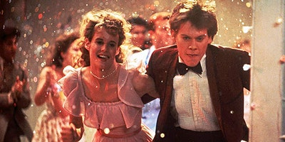 35mm Screening of 80's classic FOOTLOOSE & Dance Party!