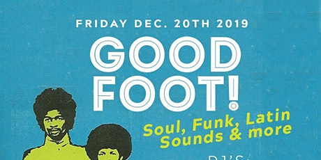The Good Foot tickets