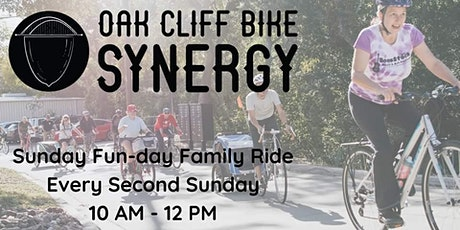 Sunday Fun-day Family Ride   Coffee of Oak Cliff Edition tickets