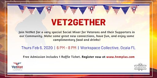 Vet2Gether: A Social Mixer for Veterans and Friends