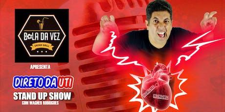 Cópia de DIRETO DA UTI - Stand Up Show ingressos
