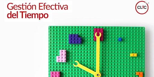 Workshop: Gestión Efectiva del Tiempo