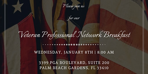 Veterans Professional Network - January Meeting
