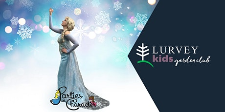 KIDS GARDEN CLUB: Frozen Pals, Princesses and Plushies tickets