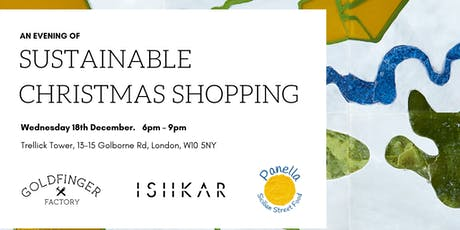 Last Minute Sustainable Christmas Shopping ✨ tickets