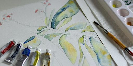 Beginner Watercolour Workshop