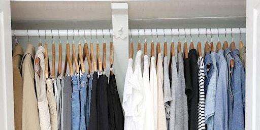New Minimalism - wielkie porządki w szafie i nie tylko