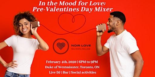 Pre-Valentine's Day - Mixer