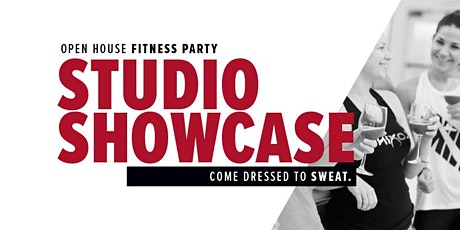 New Year Studio Showcase - Open House Fitness Party tickets