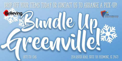 Bundle Up Greenville