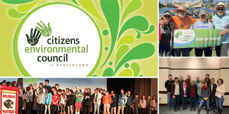 Citizens Environmental Council of Burlingame's 10th Anniversary tickets