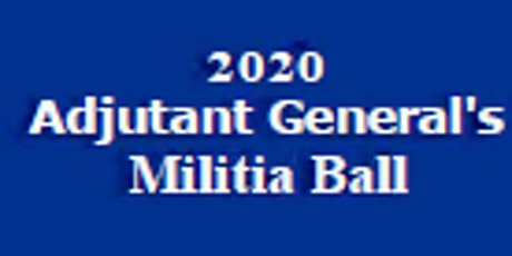 Washington National Guard Adjutant General's Militia Ball 2020 tickets