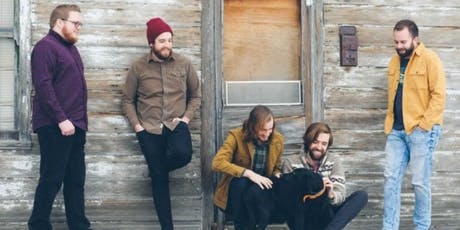 Grizzly Goat at The Buffalo Room tickets