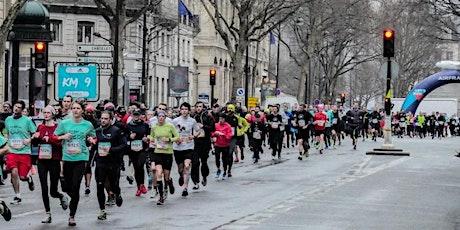 Meia Maratona de Paris 2020 - Inscrições ingressos
