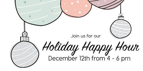 Bottega Holiday Happy Hour tickets