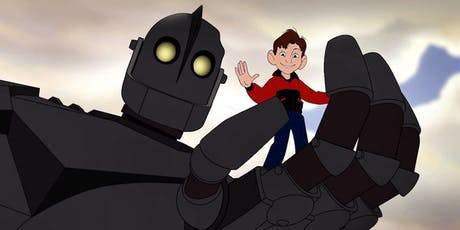 Throwback Cinema: THE IRON GIANT (1999) tickets