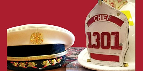 You're the Fire Chief; Now What? Guidance for New and Interim Fire Chiefs tickets