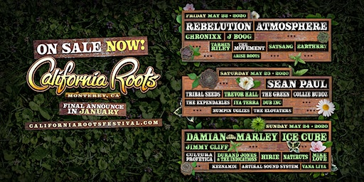 11th Annual California Roots Music and Arts Festival