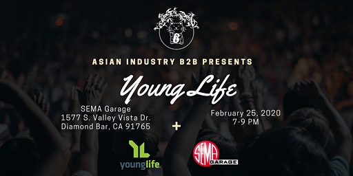 "AIB2B Presents ""Young Life"" Ministry"