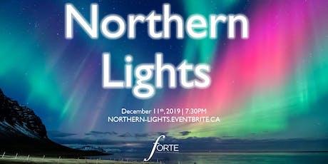 Northern Lights tickets