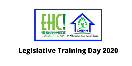 CT Alliance for Basic Human Needs (CABHN) Legislative Training Day tickets