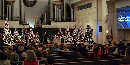 Blue Christmas Candlelight Worship Service and Dinner