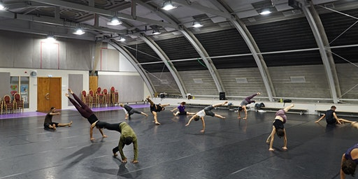AcroModernLAB - Open Level Intensive Workshop
