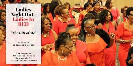 Ladies Night Out - Ladies in RED tickets