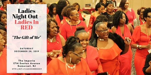 Ladies Night Out - Ladies in RED