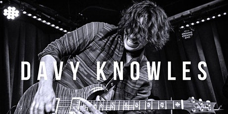 Davy Knowles tickets