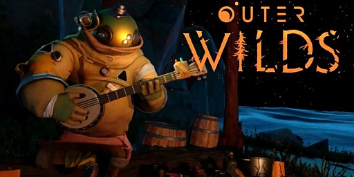 Video Games as Art Q&A 2019 hit video game OUTER WILDS creators Mobius