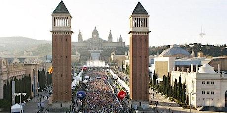 Maratona de Barcelona 2020 - Inscrições entradas