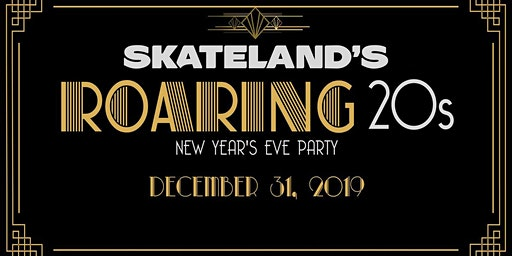 NYE ALL Night Skate Party