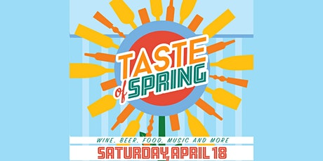 Taste of Spring 2020 tickets