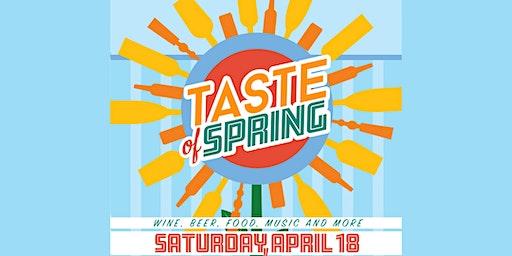 Taste of Spring 2020
