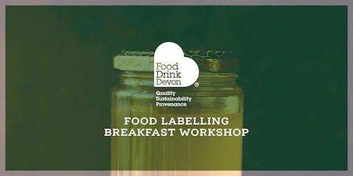 Food Labelling Workshop