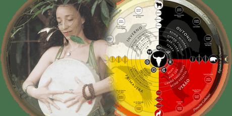Roda de Estudos de Xamanismo Voo da Águia - Casa Jaya tickets
