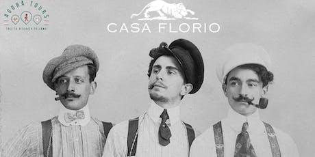 Per le vie dei Florio: tra mito e storia biglietti