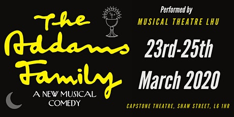 The Addams Family by Musical Theatre LHU tickets