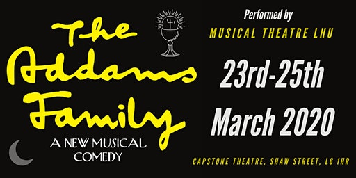 The Addams Family by Musical Theatre LHU