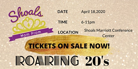 Shoals Mom Prom 2020 tickets
