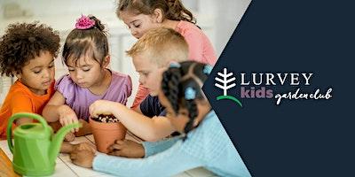KIDS GARDEN CLUB: Indoor Herb Garden