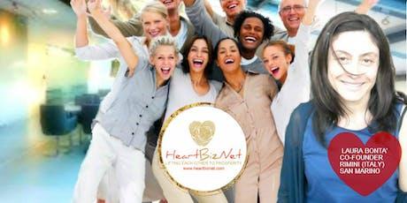 Heartbiznet a Rimini 28 Gennaio 2020 biglietti