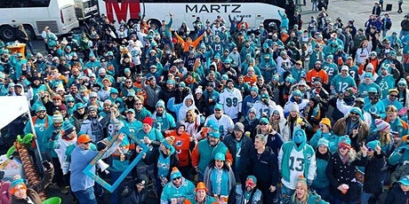 Dolfans MetLife Takeover Tailgate Parties (Dolphins vs. Giants) tickets