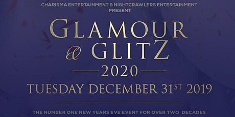 Glamour and Glitz New Years Eve Hotel Gala NYE 2020 tickets