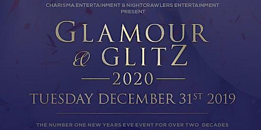 Glamour and Glitz New Years Eve Hotel Gala NYE 2020